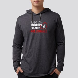 Gymnastic Long Sleeve T-Shirt