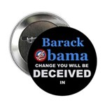 "Deceived 2.25"" Button (100 pack)"