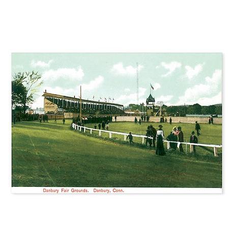 Danbury Connecticut CT Postcards (Package of 8)
