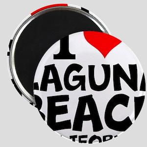 I Love Laguna Beach, California Magnets