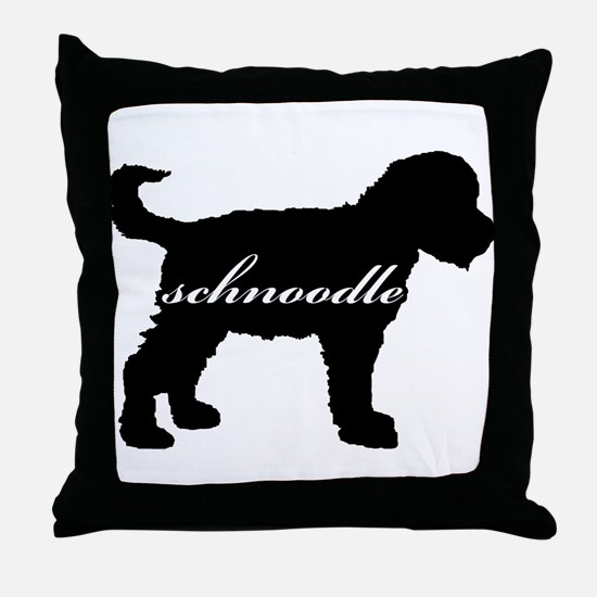 Schnoodle DESIGN Throw Pillow