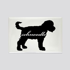 Schnoodle DESIGN Rectangle Magnet