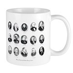 Freemason Presidents Mug
