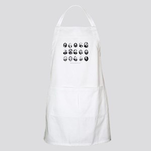 Freemason Presidents BBQ Apron