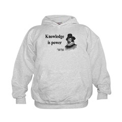 Francis Bacon Quote 1 Hoodie