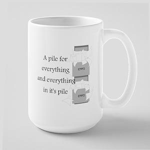 Secretary Large Mug