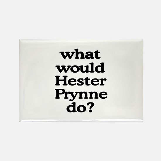 Hester Prynne Rectangle Magnet