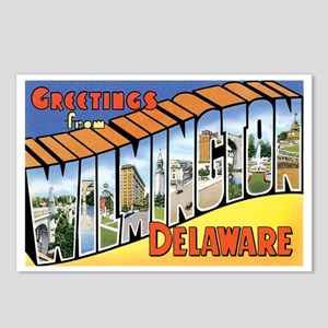 Wilmington Delaware DE Postcards (Package of 8)