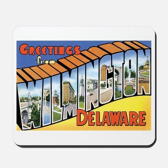 Wilmington Delaware DE Mousepad