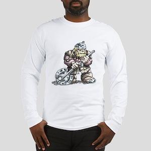 war dwarf Long Sleeve T-Shirt