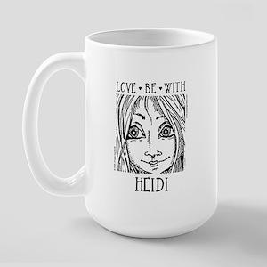 HEIDI Large Mug