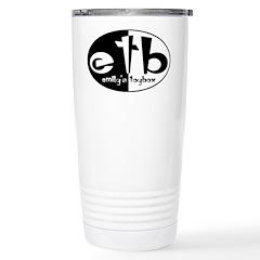 ETB Stainless Steel Travel Mug