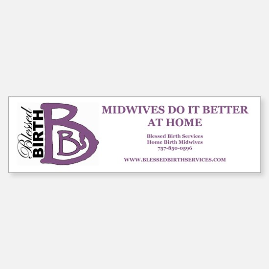 Midwives Do It Better