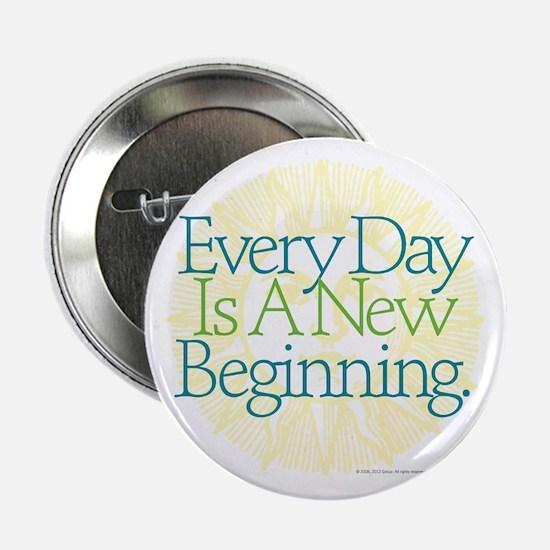 """New Beginnings 2.25"""" Button (10 pack)"""
