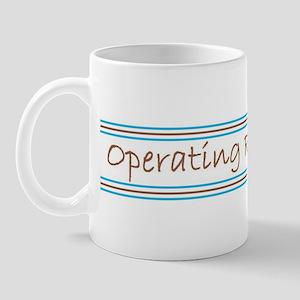 Operating Room Nurse Mug