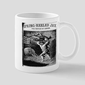 Spring heeled jack Mug