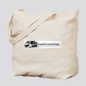 Double Sided Logo Tote Bag