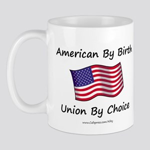 Union By Choice Mug