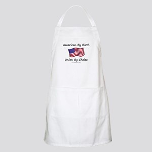 Union By Choice BBQ Apron