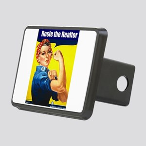 Rosie the Realtor Rectangular Hitch Cover