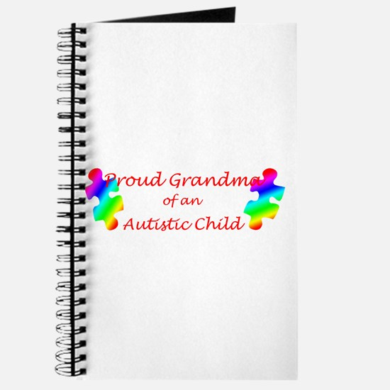 Autism Grandma Journal