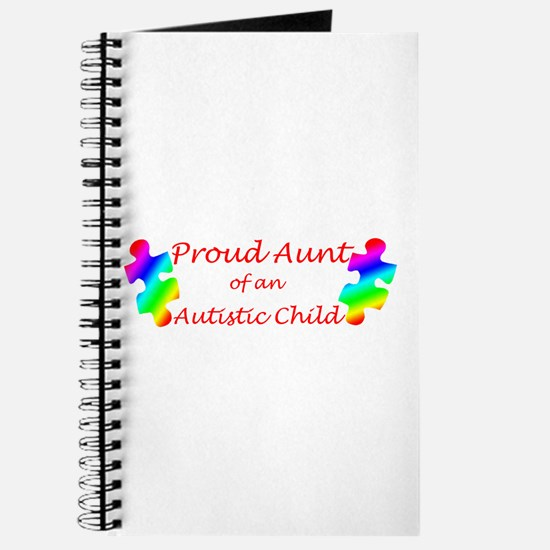 Autism Aunt Journal