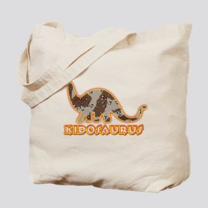 Kid Dinosaur Camo Tote Bag