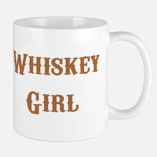 Whiskey Girl Mug
