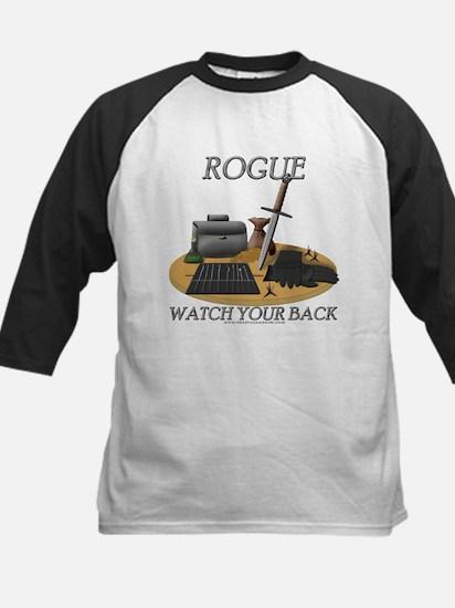 Rogue - Watch Your Back Kids Baseball Jersey