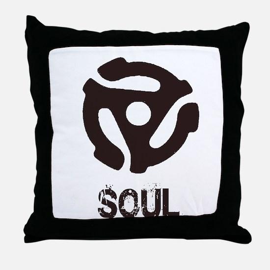 Unique Soul Throw Pillow
