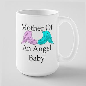 Mother of an Angel Baby Large Mug