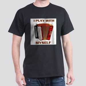 ACCORDIAN SOLO Dark T-Shirt