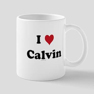 I love Calvin Mug