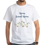 Home Sweet Home White T-Shirt