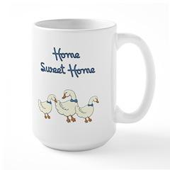 Home Sweet Home Large Mug