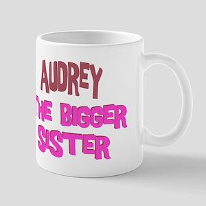 Audrey - The Bigger Sister Mug