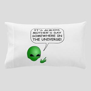 Alien Mother's Day Pillow Case