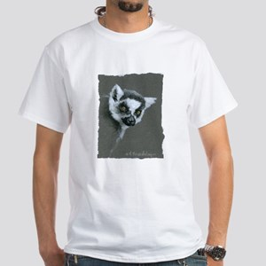 Here's Looking at you White T-Shirt