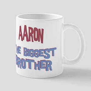 Aaron - The Biggest Brother Mug