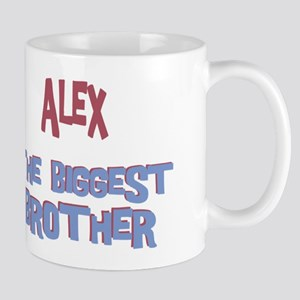 Alex - The Biggest Brother Mug