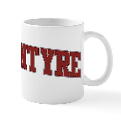 MCINTYRE Design Mug