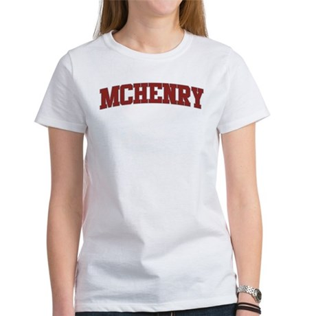 MCHENRY Design Women's T-Shirt