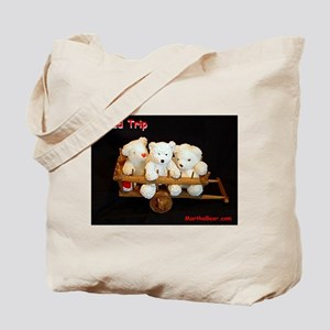 Bearling Road Trip Tote Bag