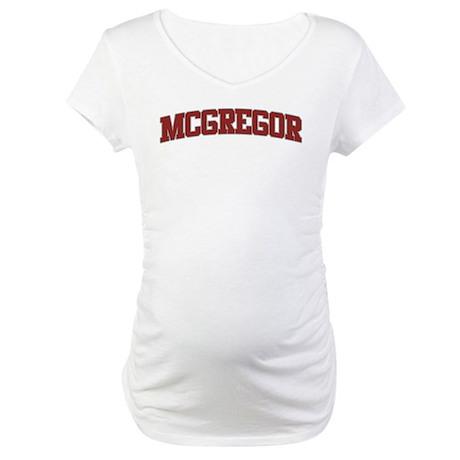 MCGREGOR Design Maternity T-Shirt