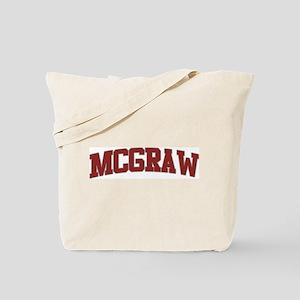 MCGRAW Design Tote Bag