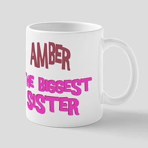 Amber - The Biggest Sister Mug