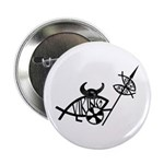"Viking Fish 2.25"" Button (10 pack)"