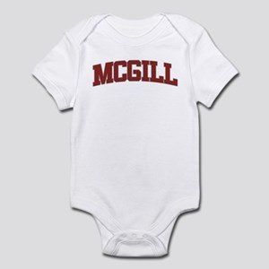 MCGILL Design Infant Bodysuit