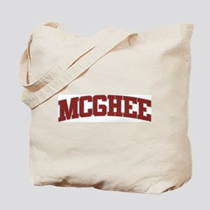 MCGHEE Design Tote Bag