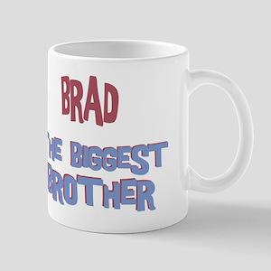 Brad - The Biggest Brother Mug